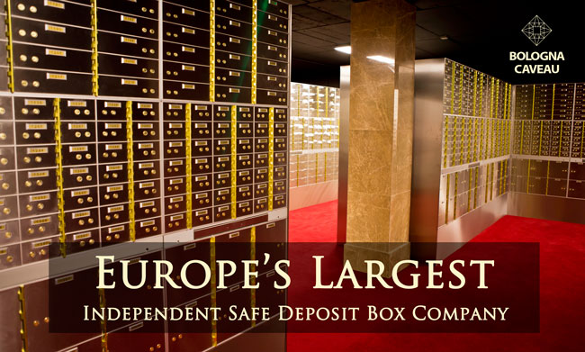 Safety Deposit Boxes Bologna